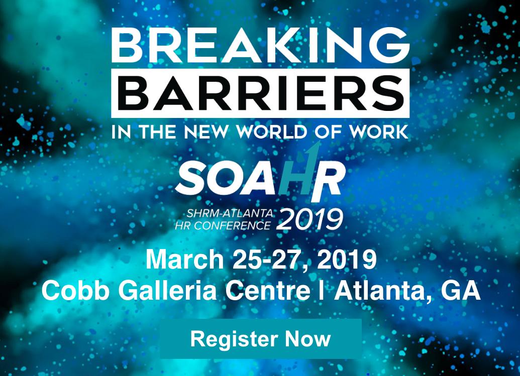 SOAHR 2019 - Breaking Barriers